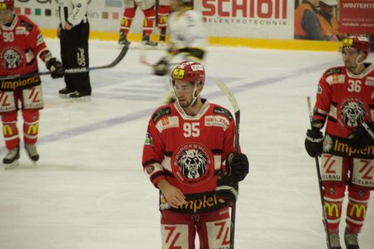 #95 Kevin Bozon, EHC Winterthur